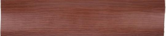 Плинтус пластиковый ТЕКО-Стандарт 0020 Махонь