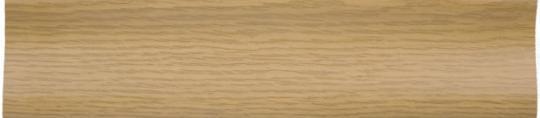 Плинтус пластиковый ТЕКО-Стандарт 0050 Дуб Дачный
