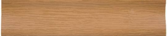 Плинтус пластиковый ТЕКО-Стандарт 0051 Дуб Рустикальный
