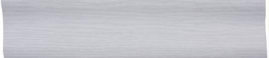 Плинтус пластиковый ТЕКО-Стандарт 0070 Серебристо Серый