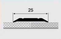Порожки алюминиевые 5-А ламинированные открытый монтаж