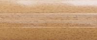 Угловой профиль Акация 3-А глянец декор алюминиевый