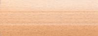 Угловой профиль Акация 25х25 (матовый) декор алюминиевый