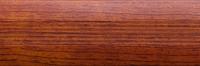 Угловой профиль Черешня 20х20 (матовый) декор алюминиевый