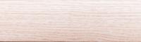 Разноуровневые порожки Дуб беленый 18-А (матовый) открытый монтаж