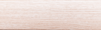 Разноуровневые порожки Дуб беленый (матовый) 15-А скрытый монтаж