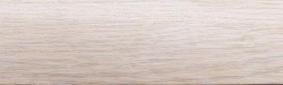 Порожки стыкоперекрывающие Дуб белый 22-А открытый монтаж ламинированные