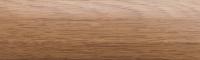 Порожки стыкоперекрывающие Дуб новый 1-А открытый монтаж ламинированные
