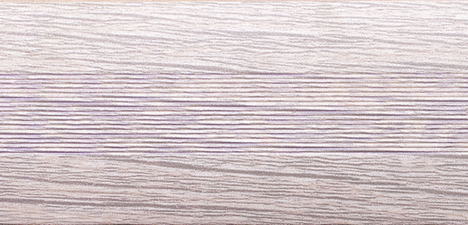 Порожки алюминиевые Дуб пепельный 6-А (скрытый монтаж) матовый декор