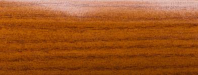 Угловой профиль Дуб рустик 12-А глянец декор алюминиевый
