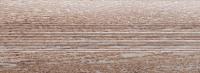 Порожки алюминиевые Дуб серый 19-А (скрытый монтаж) глянцевый декор