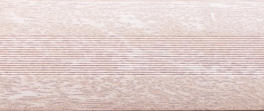 Угловой профиль Дуб серый 30х30 (матовый) декор алюминиевый