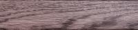 Порожки стыкоперекрывающие Дуб вулкан 22-А открытый монтаж ламинированные