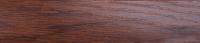 Порожки стыкоперекрывающие Каштан 11-А открытый монтаж ламинированные