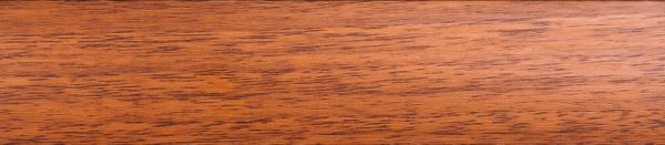 Порожки стыкоперекрывающие Лесной орех 11-А открытый монтаж ламинированные