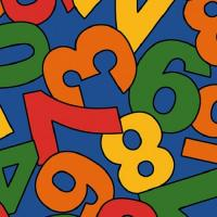 Линолеум IVC Bingo Numbers 76 3,5м