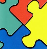 Линолеум IVC Bingo Style Puzzle 050 4,0м
