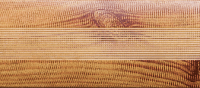 Угловой профиль Сосна 4-А глянец декор алюминиевый