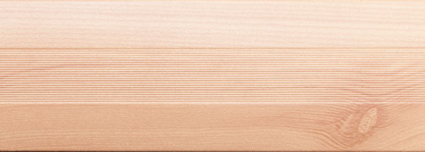 Угловой профиль Сосна 9-А (матовый) декор алюминиевый