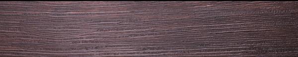 Порожки стыкоперекрывающие Венге фактура 22-А открытый монтаж ламинированные