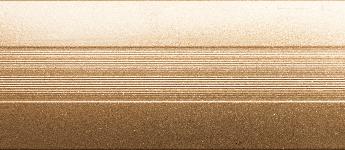 Порожки алюминиевые Золото 19-А (скрытый монтаж) глянцевый декор