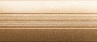 Угловой профиль Золото 4-А глянец декор алюминиевый